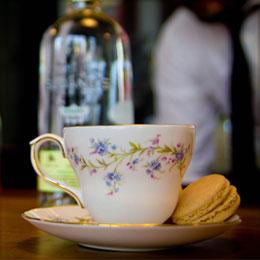 Grandma Sloane's Tea Time Tipple