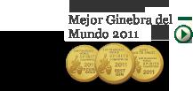 Premios: Mejor ginebra del mundo 2011