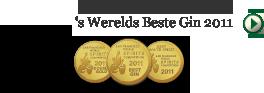 Bekroond: 's werelds beste gin 2011